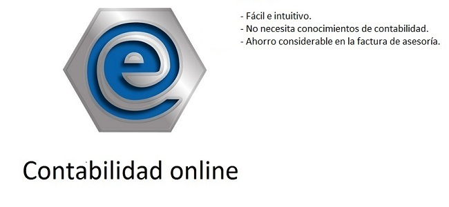 Con nuestra contabilidad online reducir su factura de asesora