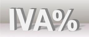 Nuevos tipos de IVA a aplicar desde el 1 de Septiembre